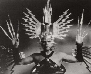 MARK KONEKNY_TALK IMAGE_Theodore Kosloff in Cecil B. DeMille's Madam Satan_1930