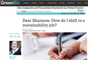 ASK SHANNON: MBA CAREER ADVICE AT BARD