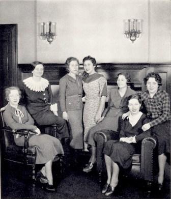 Girls' Club, Lexington, 1935