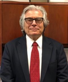 Alumnus Barry PItegoff