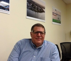 Rick Marin, president and CEO of the New York Wheel By Trudy Knockless