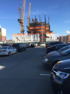 The Flushing Commons, an $850 million project, will be completed by 2021.