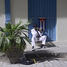 Black American in Cuba feature