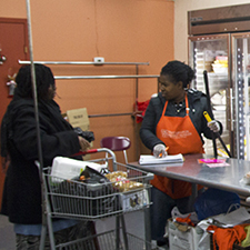Brooklyn Food Pantry feature