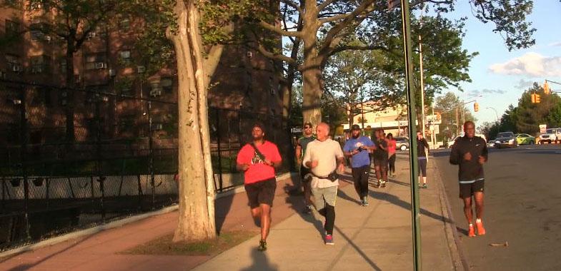 Bronx Runners feature