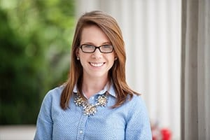 Image of Communication Specialist Hope Buckner