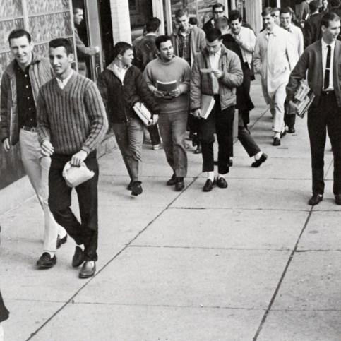 1967- students