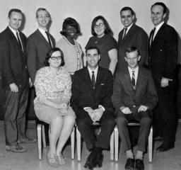 Young Christian Fellowship, 1967