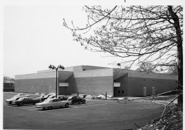 The Dana Athletic Center.