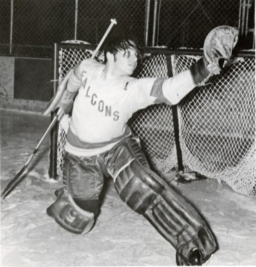 Men's Ice Hockey, 1972. This year, the Men's Ice Hockey team scored a win over Army West Point in the notable Frozen Fenway series.