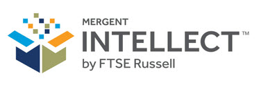 Logo for the Mergent Intellect database