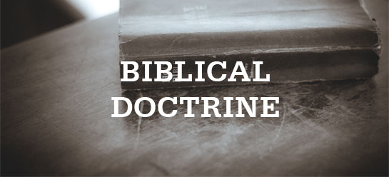 Biblical Doctrine: The Lifeblood of the Christian life