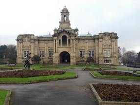 Cartwright Hall.