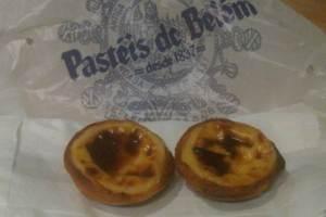 Pastéis de Belém.