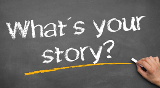 WHAT'S YOUR STORY?  DONNA JOHN'S KNEES