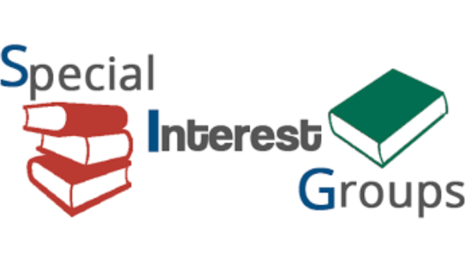 FOCUS ON SPECIAL INTEREST GROUPS:  MAKE A DIFFERENCE