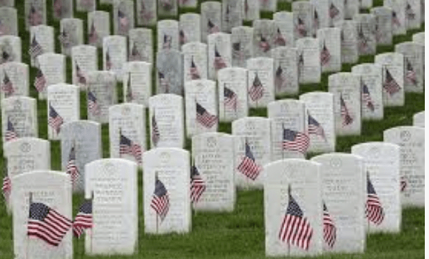 BELATED VETERANS DAY REMEMBRANCE: EULOGY