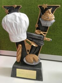 Bake your Thesis trophy