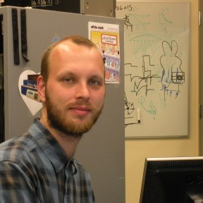 Arseny Khakhalin, Postdoc - Bard