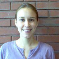 Katherine Deeg, grad student