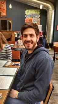 Tyler Wishard, Summer Student UCSD
