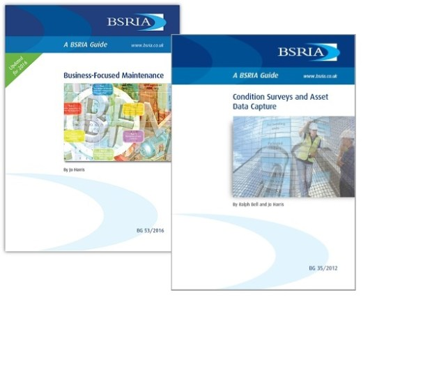 BSRIA's publications on maintenance and facilities management