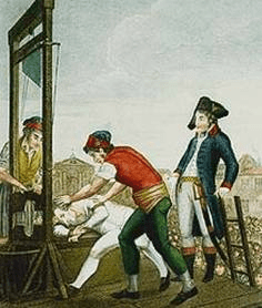 Robespierre Guillotined | Guided History