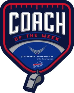 Coach of the Week - Logo
