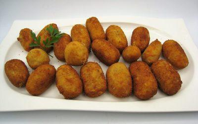 Croquetas de carne mechá