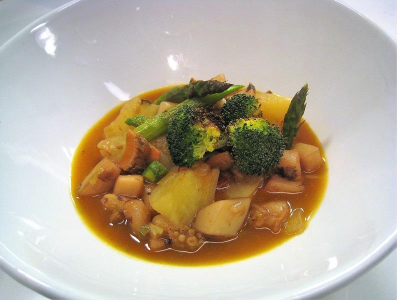 Goulash de Sepia