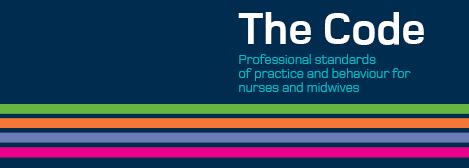nursing and midwifery council code of Person's health outcomes (adapted from the nursing council of new zealand)   for nurses and midwives to help them comply with the code.