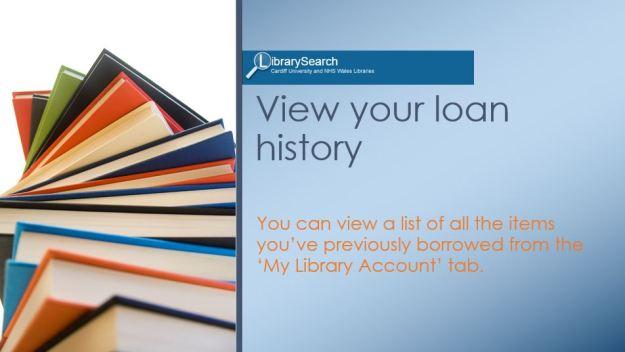 loan history
