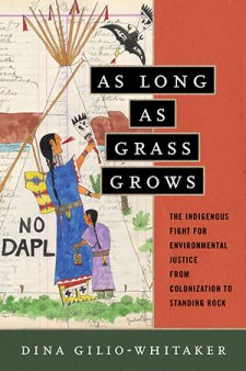 The next Decolonising the Anthropocene reading group text.  Image of book cover from Beacon Press (http://www.beacon.org/As-Long-as-Grass-Grows-P1445.aspx)