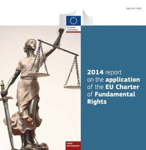 2014 report on the application of the EU Charter of Fundamental Rights / European Commission.