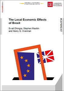 The local economic effects of Brexit / Centre for Economic Performance