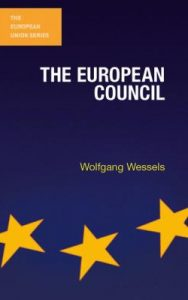 The European Council / Wolfgang Wessels