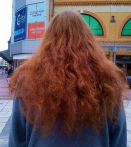 mike's hair