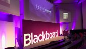 blackboard conference stage image