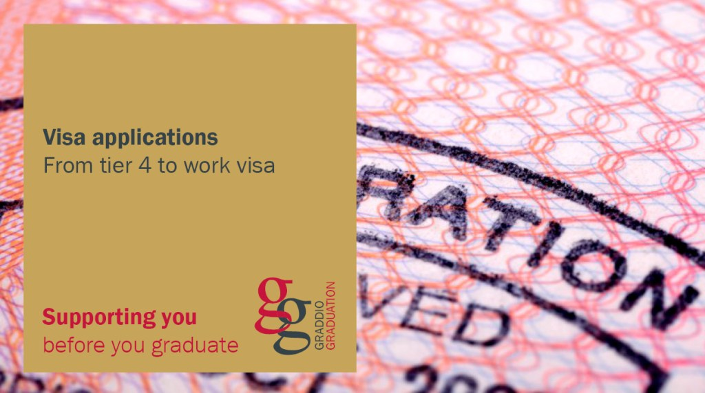 Visa options for international students who would like to stay in