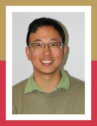 Headshot of Careers Adviser Jason Law in a green jumper