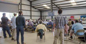 Biochar Field Day Barn Talk