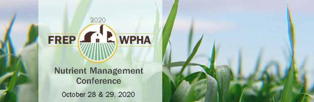 2020 FREP/WPHA Nutrient Management Conference