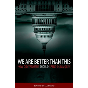Book Review: We Are Better Than This
