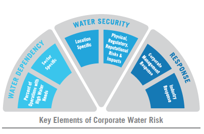 Key Elements of Corporate Water Risk