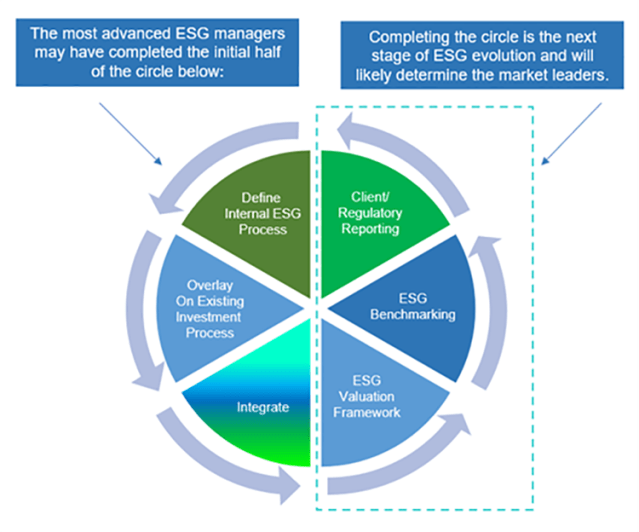 Frost Consulting ESG Circle Chart