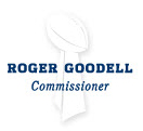 Roger Goodell, Commissioner