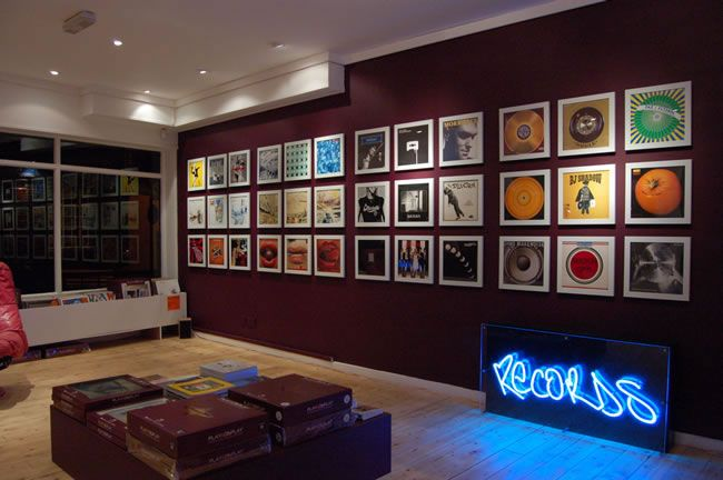 Wall Art Decor Decoration Vinyl Record Disc Plate Bottleneck Hanging Adhesive Room Bed Living Ideas