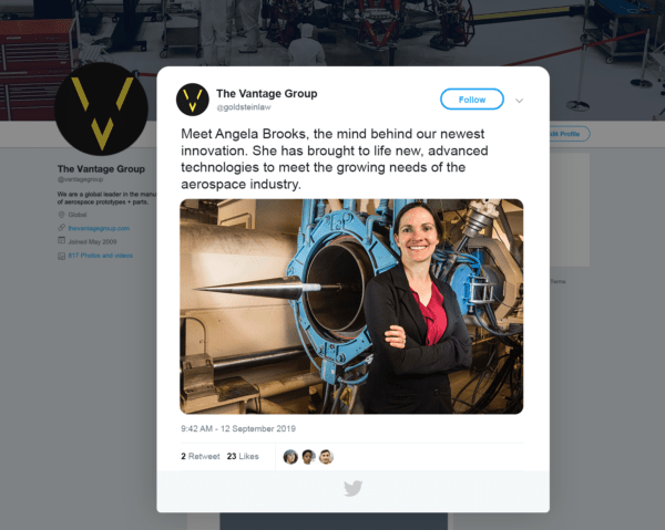 Social Media Marketing for Manufacturers - Twitter