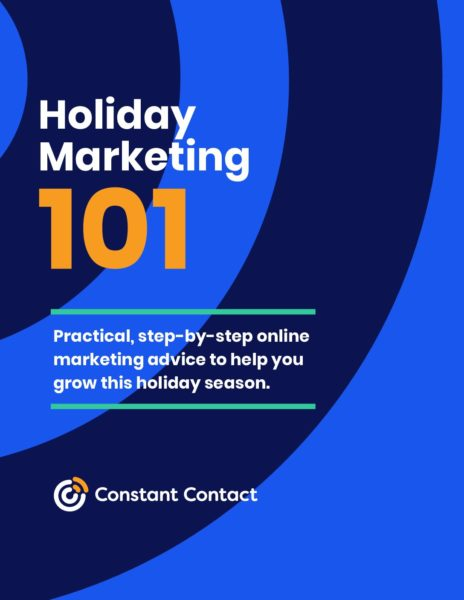 Holiday Marketing 101 guide