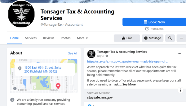 Want to know How to Get Tax Clients? Use social media.